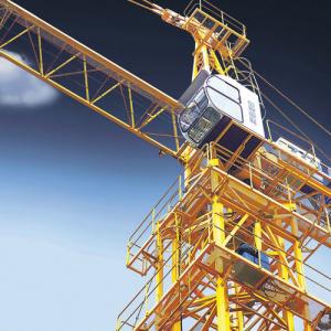 Cẩu tháp ZOOMLION TC5013B-6
