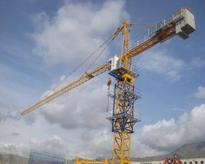 Tìm hiểu công dụng và cấu tạo Cần trục tháp