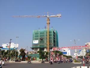 Cẩu tháp Potain tự đứng Đà Nẵng