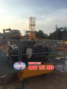 Công ty An Toàn cho thuê, lắp cẩu tháp tại Thái Nguyên