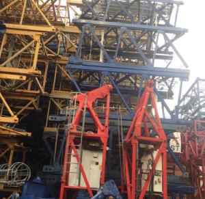 Cẩu tháp COMASA 20 tấn