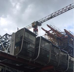 Cẩu tháp COMASA 6 tấn