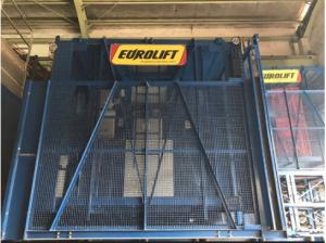 Vận thăng lồng EUROLIFT